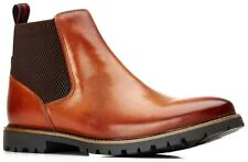 Base London Mens Anderson Chelsea Boot Tan