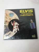 ELVIS PRESLEY Aloha From Hawaii Via Satellite 1973 RCA Quadra Disc 2LP NM Vinyl