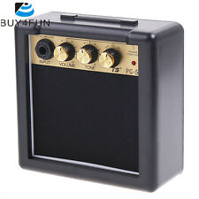 Guitar Amplifier Electric Speaker Amp 5 Volume 3 Tone Portable Control Band New