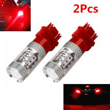2X 3157 High Power 80W LED Car Tail Brake Stop Turn Signal Light Bulb 12V-24V DC