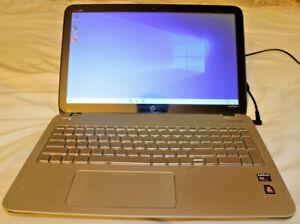 HP Envy m6-n113dx AMD FX-7500 2.1Ghz, 6GB Ram, 750GB HDD, Win 10 Home