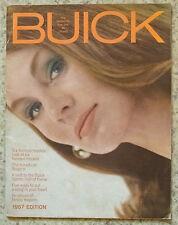 BUICK CARS USA LF brochure/magazine 1967 Riviera Wildcat Electra 225 Skylark