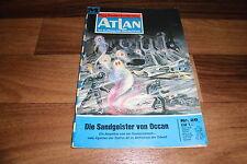 ATLAN  # 28 -- SANDGEISTER von OCCAN // aus Perry Rhodan Red. / 1. Auflage 1971