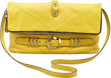 Oryany Lemon Yellow Rocker Handbag Crossbody Purse NWT