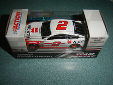 2018 BRAD KESELOWSKI #2 WURTH 1/64 NASCAR DIECAST FREE SHIP IN STOCK