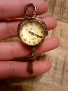 Vintage omega pendant watch
