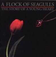 A Flock Of Seagulls - Story Of A Young Heart NEW CD