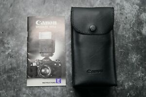Mint Canon Speedlite 199A Flash for Canon A-1, AE-1, etc.