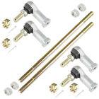 2 Tie Rod Sets for Honda Fourtrax 300 4X4 TRX300FW 1988-2000
