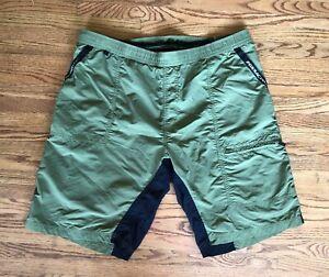 Fox Racing Inc Green Mountain Bike Cycling Shorts w/ Built-in liner Mens Size 36