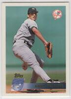 1996 Topps Baseball New York Yankees Team Set
