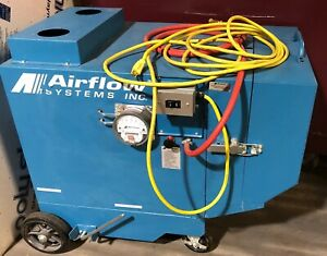 Airflow Systems PCH-1 - Portable Dust Collector