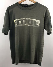 VTG Tool 1990s Aenima Tour Shirt Mens Small-medium Giant Tag USA Single Stitch