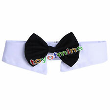 Pet Dog Puppy Cats Toy Bow Tie Necktie Collar Clothes For Wedding Parties