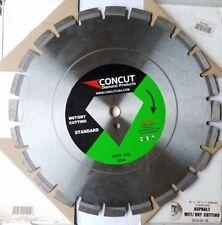"Concut Inc SDA30-16 16"" Standard Asphalt/Green Concrete Blade Segmented"