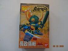 1990 Bandai Macross Robotech Super Deformed  VF-1D Musha Samurai Model RARE!