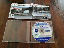 Pes Pro Evolution Soccer 2008 Promo Completa Ps2 Ottima 1a Stampa Spedito in 48H