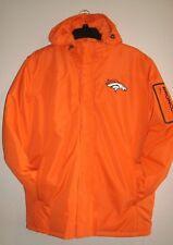 NWT Denver Broncos Hooded Jacket ~ Sz XLarge ~ Official NFL Team Apparel