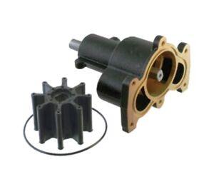 New Sierra 18-3160-1 Brass Sea Water Pump Kit Mercruiser 46-862914A138M0118062