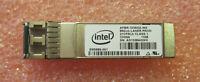 Dell Intel 10GB 850nm MM 10GBASE-SR SFP Transceiver Module R8H2F E65689-001