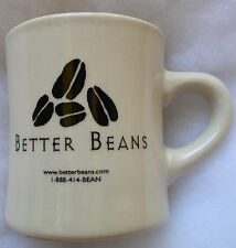 Better Beans Coffee Cup Mug by Westford China