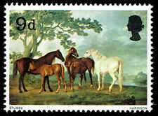 Scott # 515 - 1967 - ' Mares & Foals '