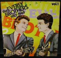 THE EVERLY BROTHERS - 1957 - 1960 Vol. 1- LP BARNABY RECORDS BQ20093 DUTCH