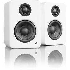 Kanto YU2 2.0 Speaker System - 50 W RMS - Desktop - Gloss White (yu2gw)