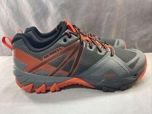 Merrell MQM Flex Hiking Shoes J45867 Mesh Lace Up Low Top Mens US 12