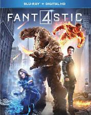 Fantastic Four (Blu-ray, 2015, Canadian)