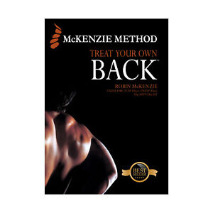 Treat Your Own Back 9th Edition (Paperback) Robin McKenzie