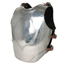 Legends in Steel Medieval Reenactors 20g Steel Breastplat Cuirass Body Armor