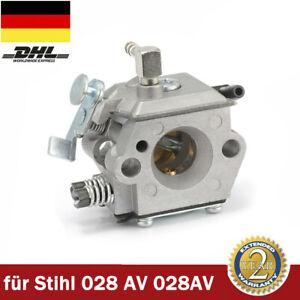 Neu - Vergaser passend für Stihl 028 AV 028AV Super | Ersetzt Tillotson & Walbro