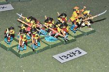 25 mm japonais Clan Wars RPG 12 figures (13243)