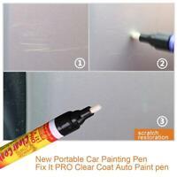 Universal DIY Car Clear Fix Scratch Remover Touch Up Pen Auto Paint Repair Pens