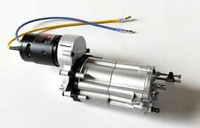 Metal Gearbox Assembly for HG 1/10 RC P407 4*4 Pickup Racing Model Rally Crawler