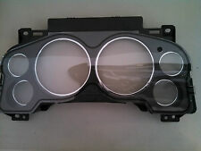 2007-13 Silverado Sierra Tahoe Speedometer Gauge Lens Cover Chrome Trim, New GMT