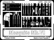 Eduard Zoom ss137 1/72 De Havilland Mosquito mk.vi Tamiya