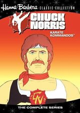 Hanna-Barbera colección clásica: Chuck Norris: Karate COMANDOS (1986) DVD