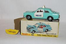 DINKY #270 FORD PANDA POLICE CAR, NICE, ORIGINAL, BOXED