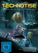TECHNOTISE - Belgrad 2074 (DVD) *NEU OVP* Anime