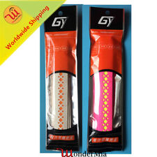 NEW 2pcs Antislip Absorbing for Tennis Badminton Grip [DUAL COLOR]  (10 COLOR)
