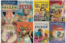 Young Readers Christian Library Set 1996, Book, Other 8 Book Set Homeschool