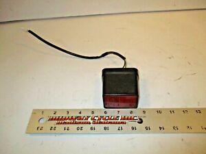 SUZUKI GSX600 TAG LICENSE PLATE LIGHT LAMP 35910-08F00 GSX 600 750 F KATANA lm