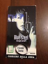 CS6> Blue Steel bersaglio mobile -Film VHS anno 1989