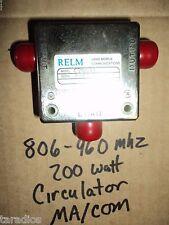 NEW Isolator UHF 806 - 960 MHZ M/A-COM UHF ~ 800 MHZ 200 Watt CIRCULATOR