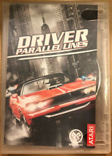 Driver: Parallel Lines (Sony Playstation 2, 2006)