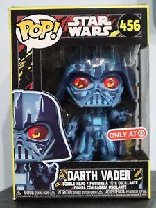 Funko Pop! - Darth Vader (Retro) 456 - Star Wars - Target Exclusive