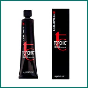 Goldwell Topchic Top Chic Permanent Hair Colour 60G - CHOICE OF COLOUR