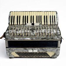 Akkordeon Mozart 120 Baß wahrscheinlich Gebr. Blei Klingenthal